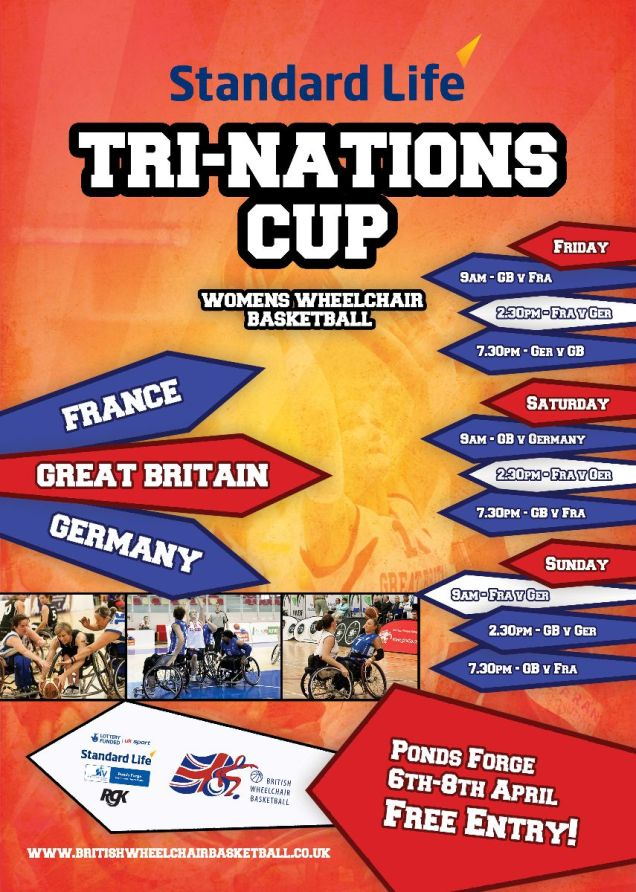 Standard Life Tri Nations Cup