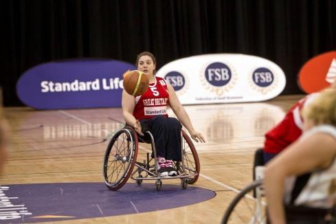 Sarah Grady Ball Handling