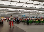 the dining hall