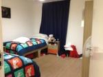 Mine and Lou's room