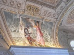 Loved this painted ceiling in the Vatican Museum