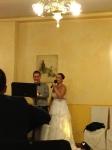 Chiara singing