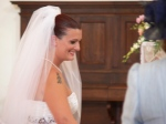 Chiara, a beautiful bride