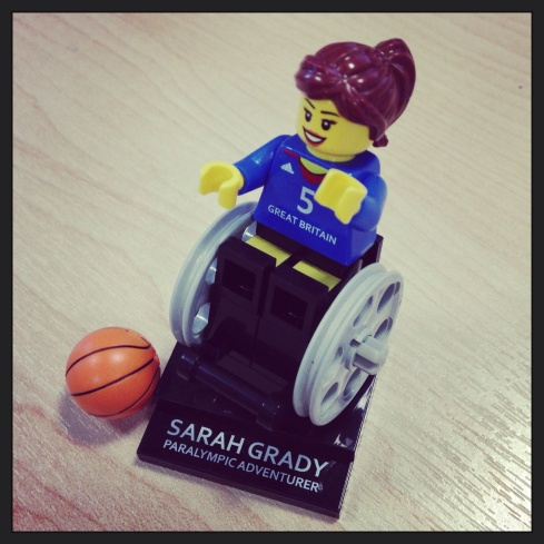 I got made into Lego! Thanks minifigs.me